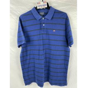 Men's POLO JEANS CO. RALPH LAUREN Sz XL Blue Shirt